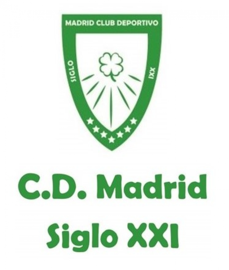 EQUIPACION CD GR MADRID SIGLO XXI - Inscríbete