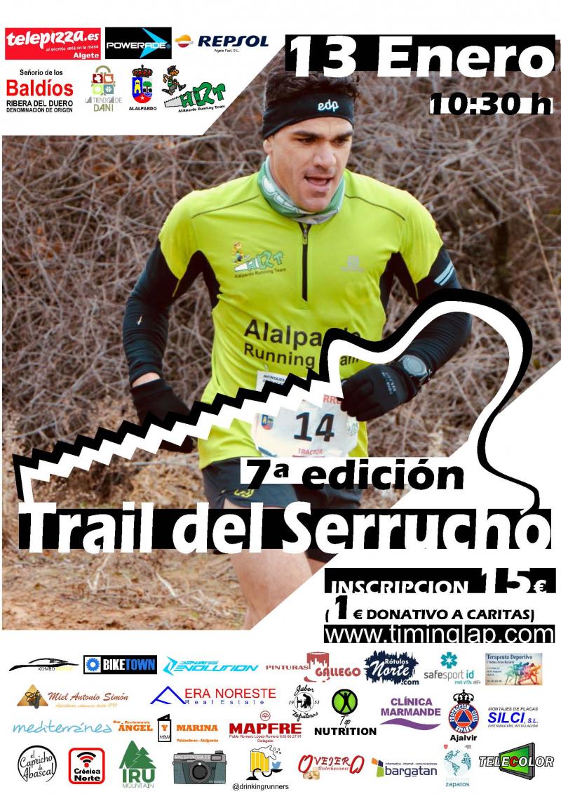 TRAIL DEL SERRUCHO 7 - Inscríbete