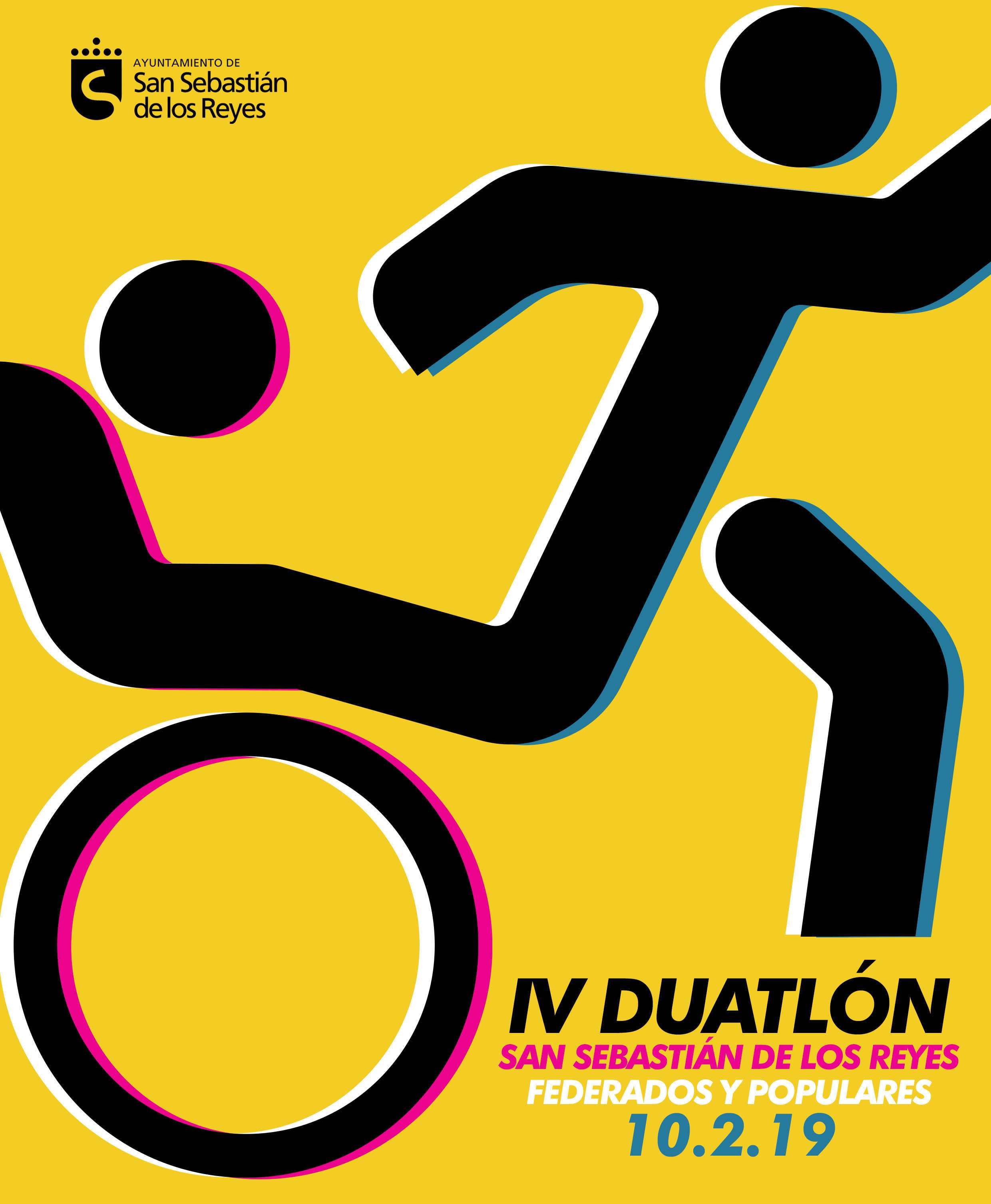 IV DUATLON SAN SEBASTIAN DE LOS REYES - Inscríbete