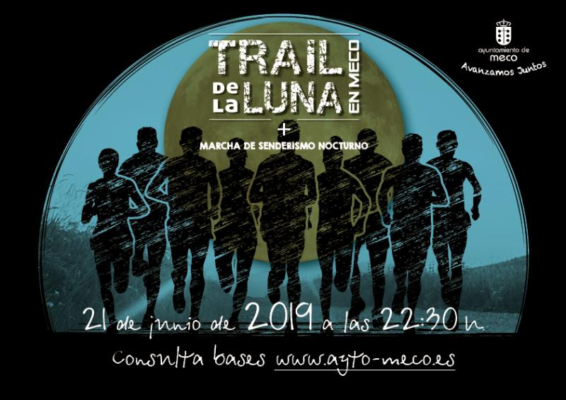 III TRAIL DE LA LUNA, VILLA DE MECO - Inscríbete