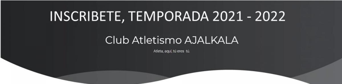 ESCUELA CLUB ATLETISMO AJALKALA 21 22
