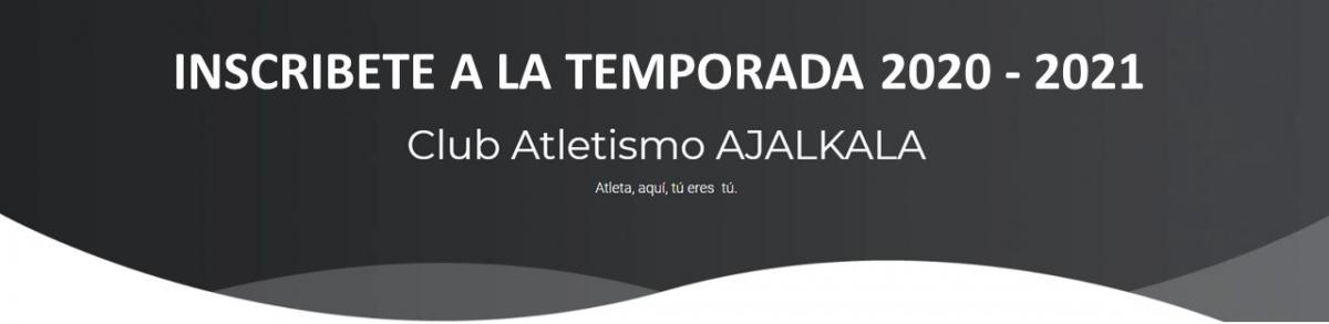 Contacta con nosotros  - ESCUELA CLUB ATLETISMO AJALKALA