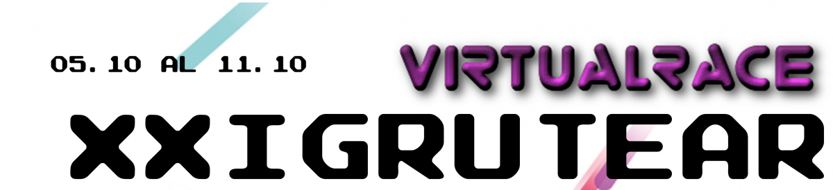 XXI CARRERA SOLIDARIA VIRTUAL GRUTEAR